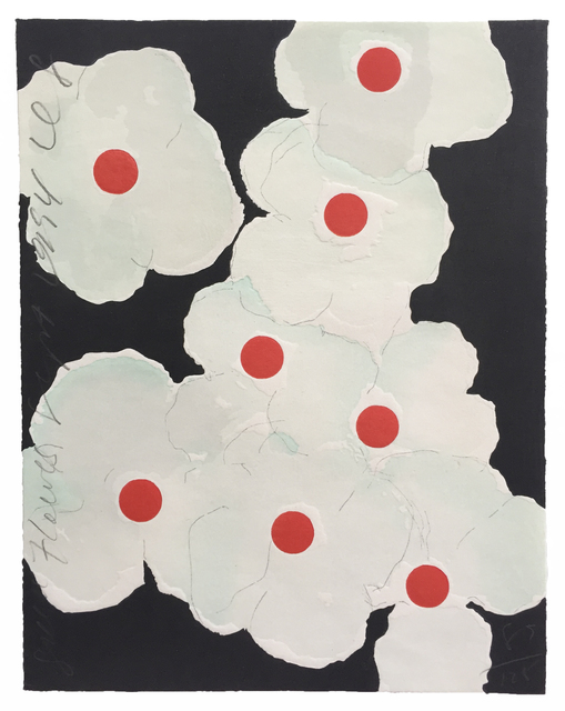 , 'Green Flowers,' 1994, David Krut Projects