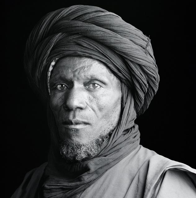 , 'Mali - Portrait XVII,' 2003, Galerie Lelong & Co.
