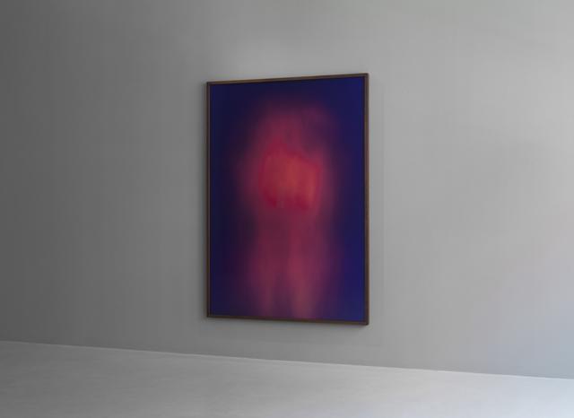 , 'Flesh Cloud (Photogram # 5),' 2014, Christian Larsen