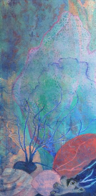 , 'Blue Sea Fan,' , The South Street Gallery