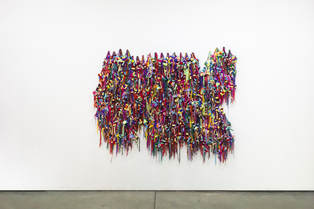 , 'Slippers,' 2016, Gallery Isabelle van den Eynde