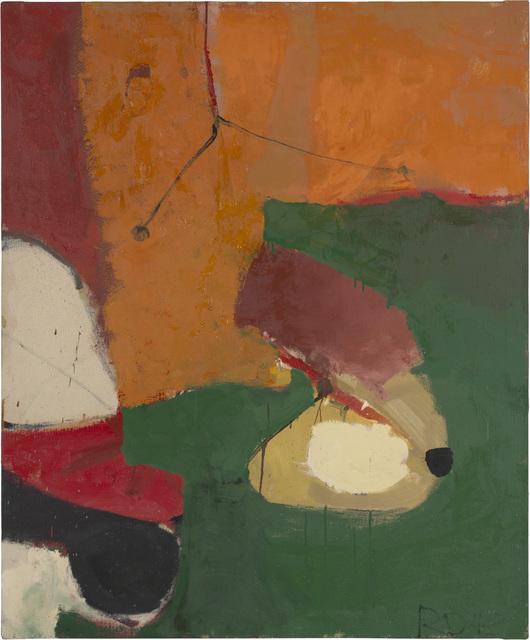 , '#2 (Sausalito),' 1949, Richard Diebenkorn Foundation