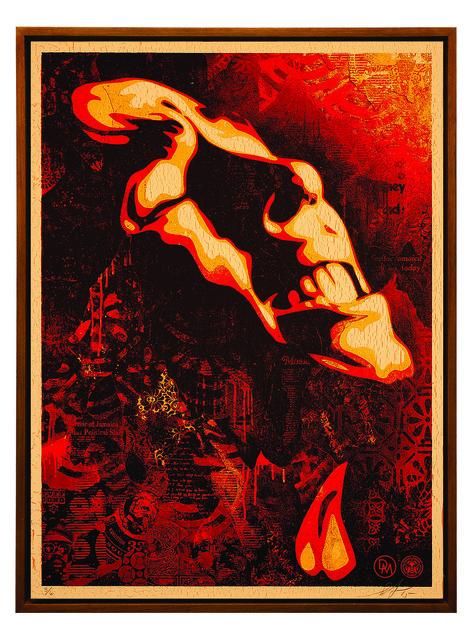 Shepard Fairey (OBEY), 'Bob Marley Slave Driver', 2015, Underdogs Gallery