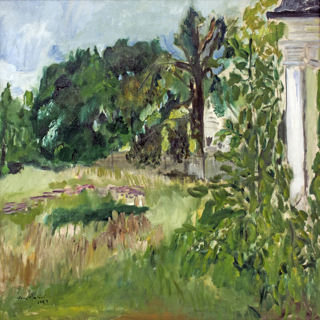 Jane Freilicher, 'Untitled', 1953, Eric Firestone Gallery