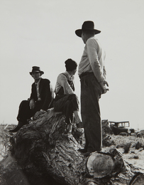 Dorothea Lange, 'Near Shafter, California, Migratory Laborers, February,' 1939, Phillips: Photographs (April 2017)