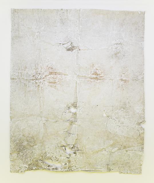 , 'Paalen, Limp Oak, Tarpaulin,' 2015, Alison Jacques Gallery