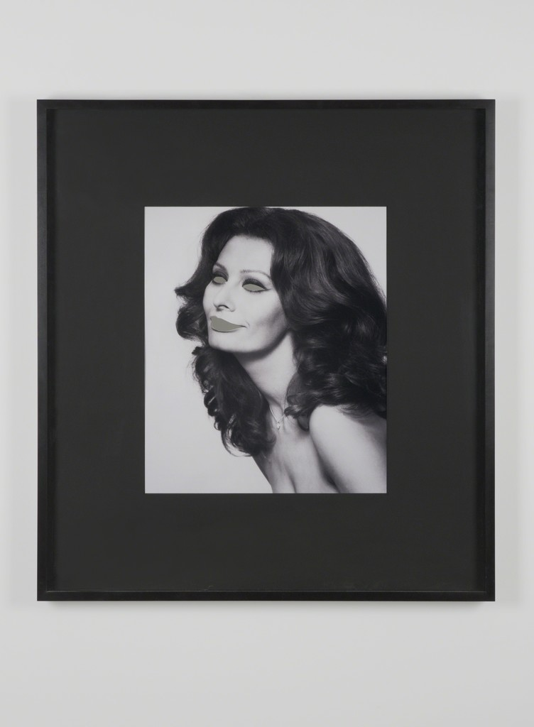 Douglas Gordon, 'Blind Sophia Loren (mirrored eyes),' 2004, Dvir Gallery