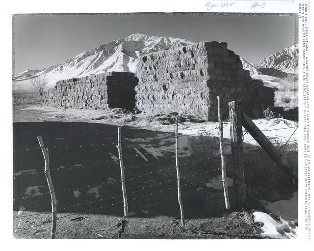 """, '""""Mount Tom, Sierra Nevada"""",' 1962, Be-hold"""