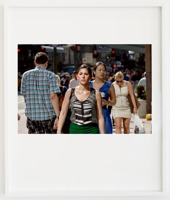 , '42nd and Vanderbilt (2012.07.03 I 09:09:07),' 2017, V1 Gallery