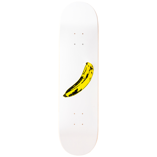 Andy Warhol, 'Banana Skateboard Deck', 2019, Design/Decorative Art, 7-ply Canadian Maplewood with screen-print, Artware Editions