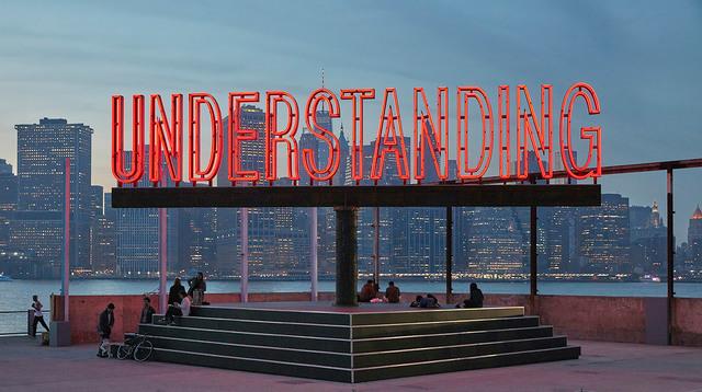 , 'Understanding ,' 2016, Public Art Fund