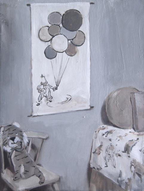 , 'Infancia,' 2015, Aki Gallery