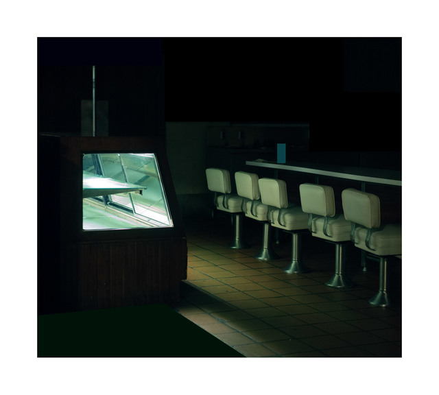 , 'Oyster Bar,' 2018, Hans Alf Gallery