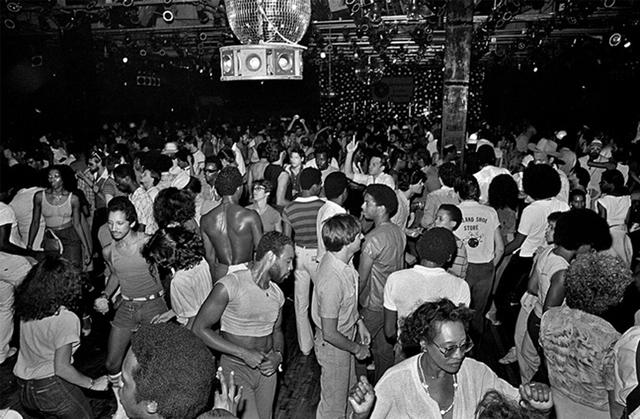 , 'Paradise Garage Dance Floor,' 1979, Dennis Dawson