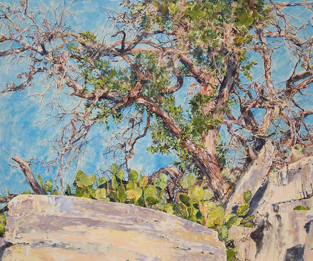 , 'Live Oak,' 2018, Valley House Gallery & Sculpture Garden