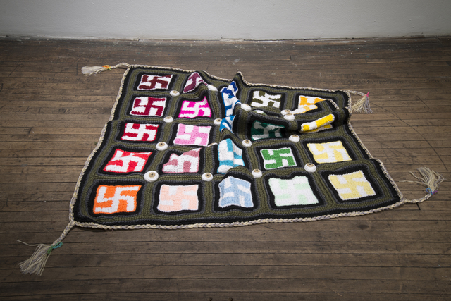 , 'Baby Blanket,' 2011, Ronald Feldman Gallery