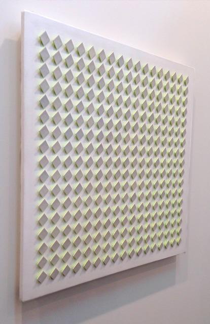 , 'Atmosphere Chromoplastique  Nº 446,' 1977, Simões de Assis Galeria de Arte