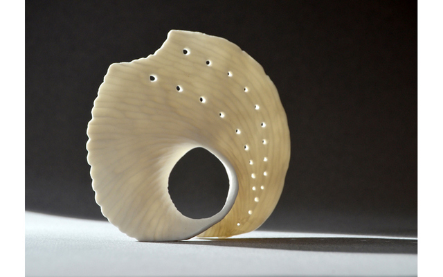 , 'Perforated Fin,' 2019, Bernay Fine Art
