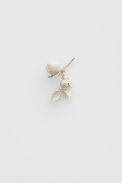 "Jean-Baptiste Bernadet, '""Untitled (Apples)""', 2017, VALENTIN"