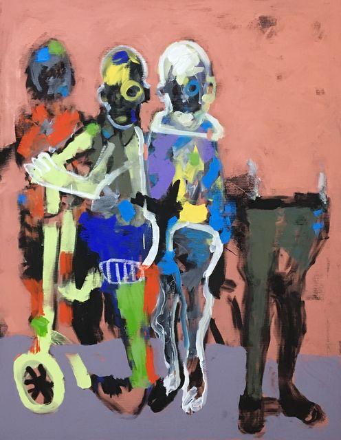 Cheikhou Ba, 'Missing Torso', 2019, Kristin Hjellegjerde Gallery