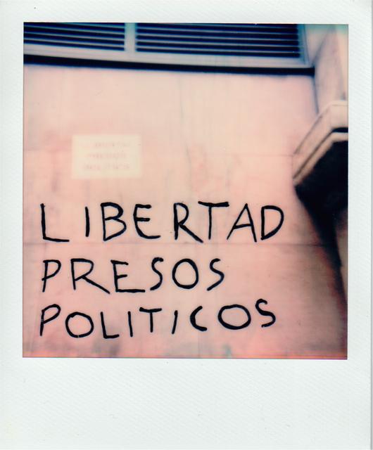 , 'Libertad presos políticos. Momento cualquiera,' 2018, Henrique Faria Fine Art