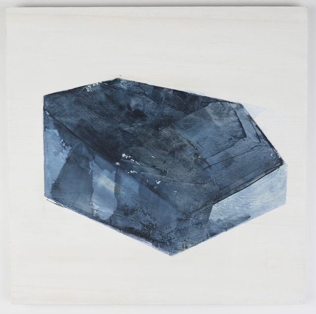 , 'Volume in Blue, I,' 2015, Court Tree Gallery