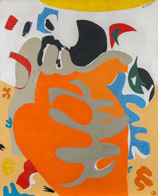 , 'Sea Shapes (#1),' ca. 1960, Rosenberg & Co.