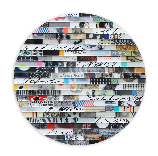 , 'Mindstream 26,' 2018, Galerie LeRoyer