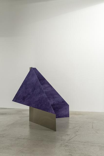 , 'Unfurled (benevolent),' 2014, LUNDGREN GALLERY