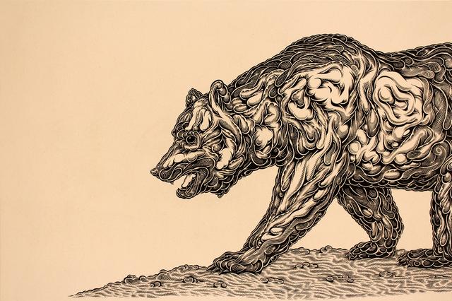 , 'Oso (Bear),' 2013, sp[a]ce