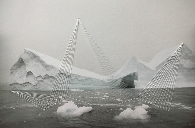 , 'Scoresbysund, Greenland #11,' 2016-2017, KLOMPCHING GALLERY