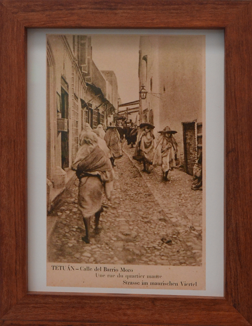 , 'Morocco Archive # 2_Postcard Tetouan,' 2014, Tatjana Pieters