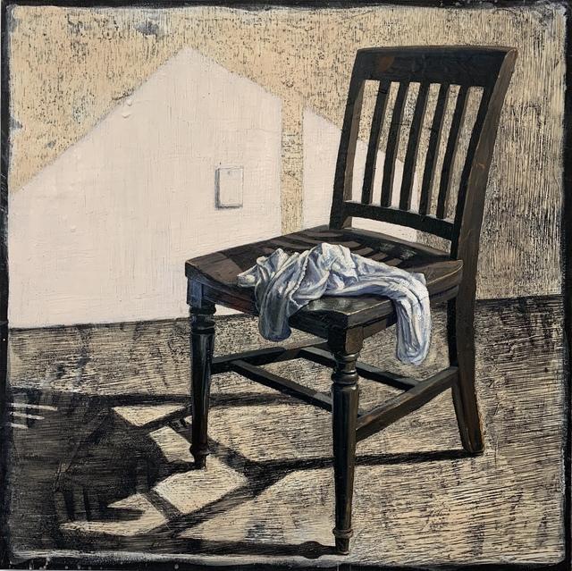 Christine Frerichs, 'Interior Portrait (Chair and Rag)', 2018, Klowden Mann