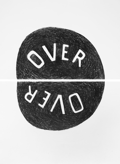 , 'Over + Over,' 2017, CMay Gallery