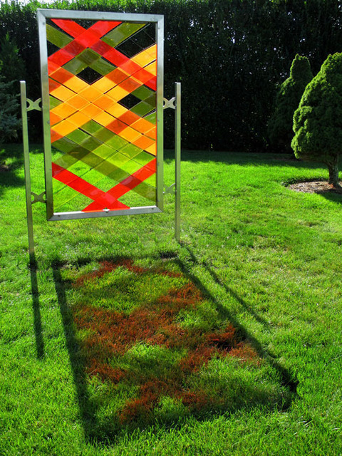 , 'Intersections, Gardens #1,' 2014, Guild Hall