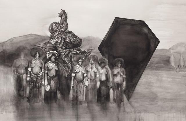 , 'La mer de la fertilité,' 2010, D+T Project