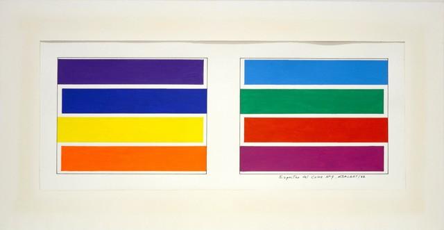 , 'Espectro del color #7,' 1982, Henrique Faria Fine Art