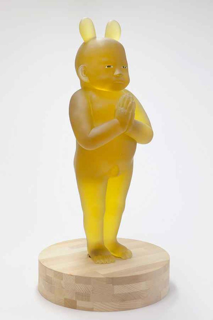 , 'Standing Baby of Kounenbutsu,' 2014, Ai Bo Gallery