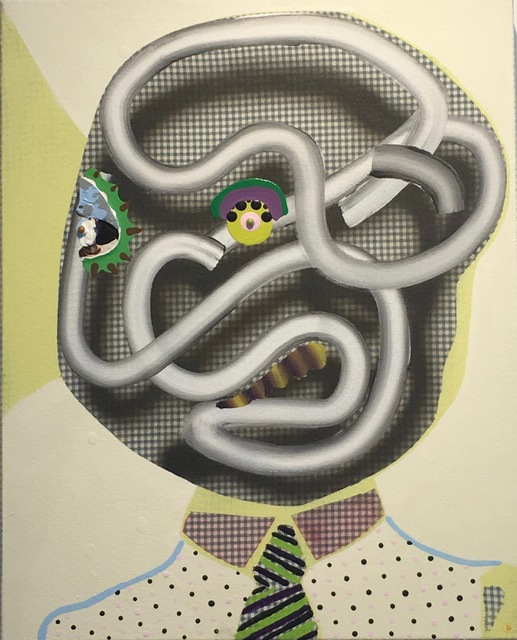 Carlos Beltran Arechiga, 'Banquero', 2017, Tufenkian Fine Arts