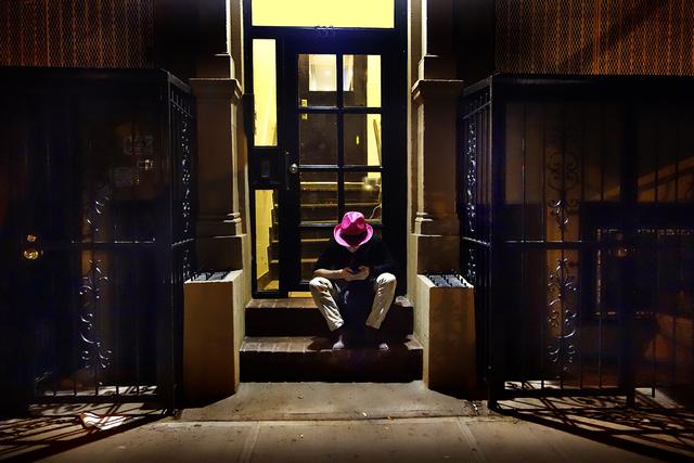 , 'Pink Hat,' 2015, Bernarducci Meisel Gallery