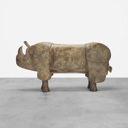 , 'Rhinoceros bar cabinet,' 1970s, Wright: Art + Design (February 2017)