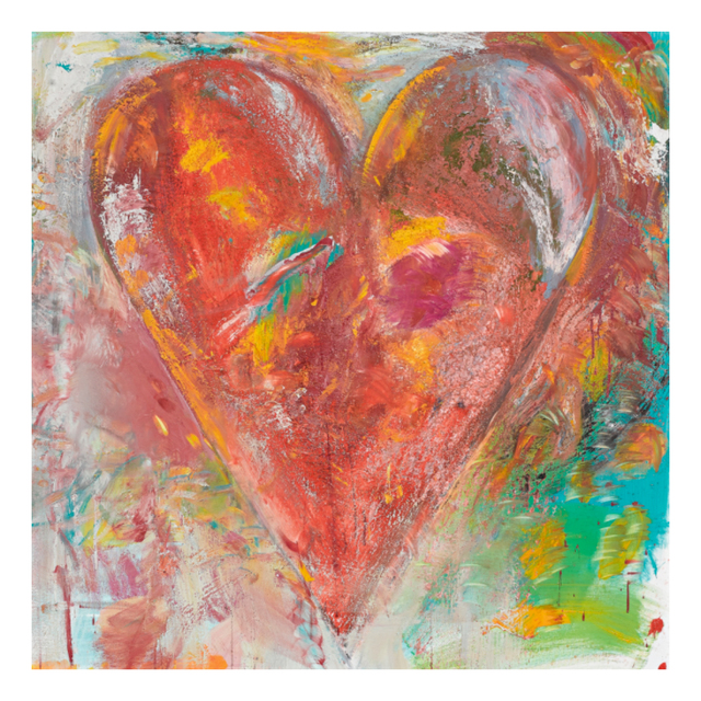 Jim Dine, 'Desert Wings', 1999, David Benrimon Fine Art