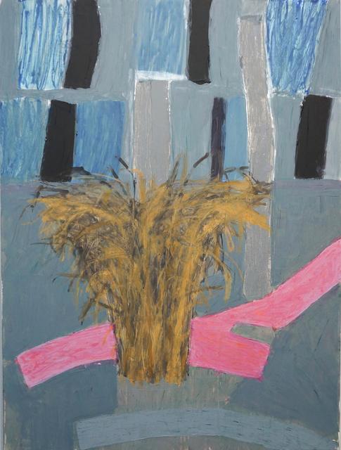 Robert Solomon, 'bush with sky', 2018, The Painting Center