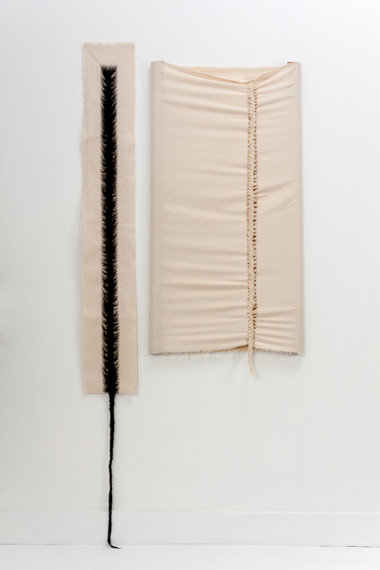, 'French Braid and Cornrow,' 2013, Lisa Sette Gallery