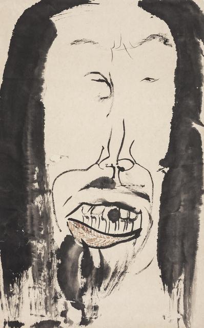 Li Jin 李津, 'Long-haired Man 2 长发男子2', 1993, Ink Studio