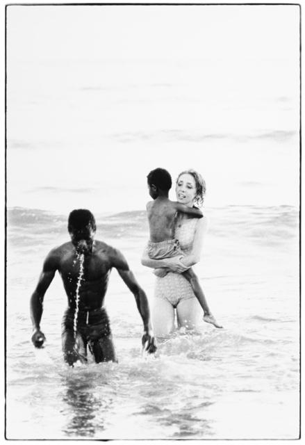 , 'Santa Monica Beach #9,' September 30-1963, Pace/MacGill Gallery