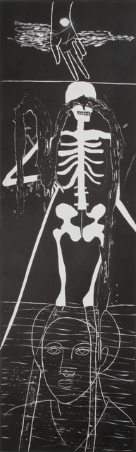 , 'Atlantico VI (Skeleton),' 1987, Zane Bennett Contemporary Art