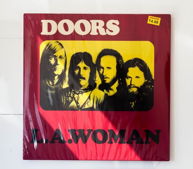 , 'The Doors - L.A. Woman,' 2019, Axiom Contemporary
