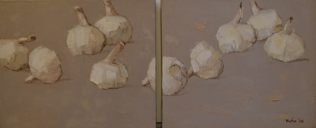 , 'Garlic,' 2008, Artcommune Gallery