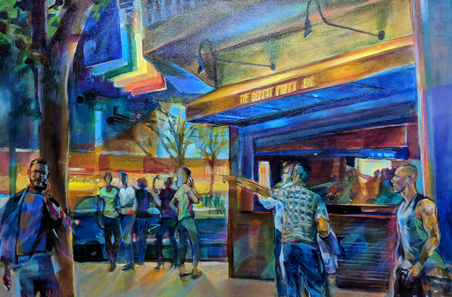 , 'Midtown - Connections,' , Sparrow Gallery